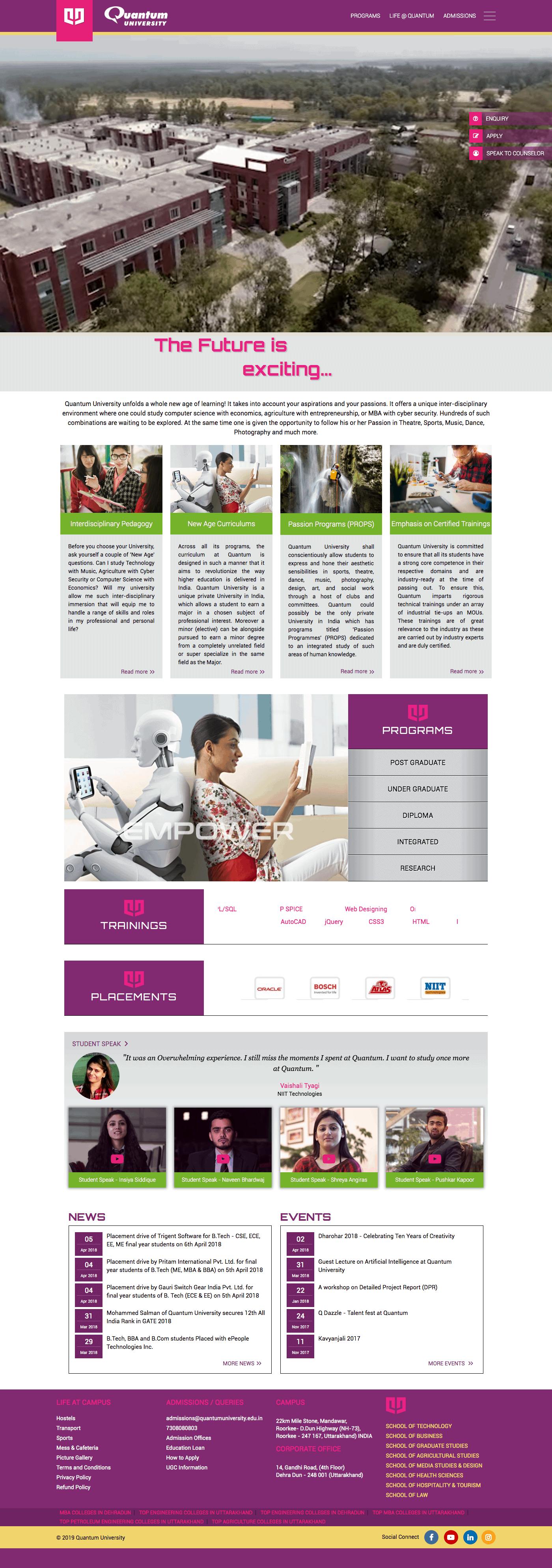 Best Website Design & Top Web Development Company in Dehradun